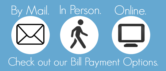 Bill Payment Options